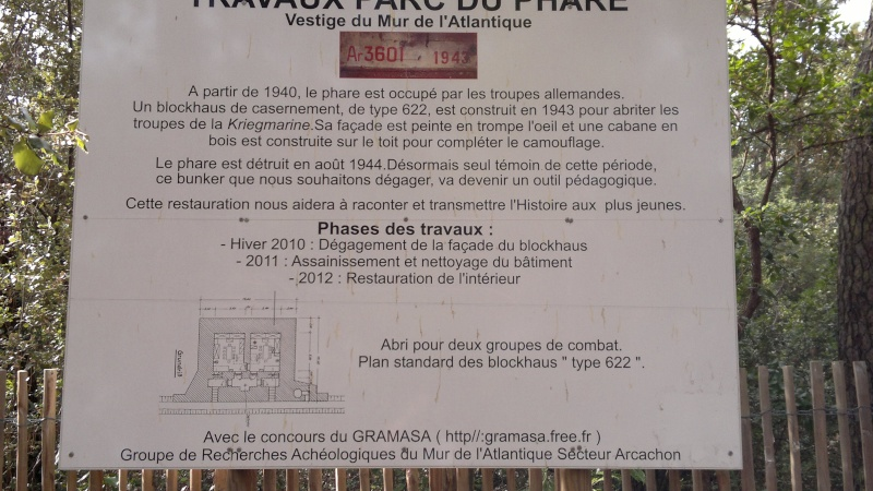 LE PHARE DU CAP FERRET (Bassin d'Arcachon) 16092013