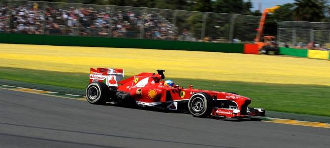 2013 FORMULA 1 ROLEX AUSTRALIAN GRAND PRIX Alonso10
