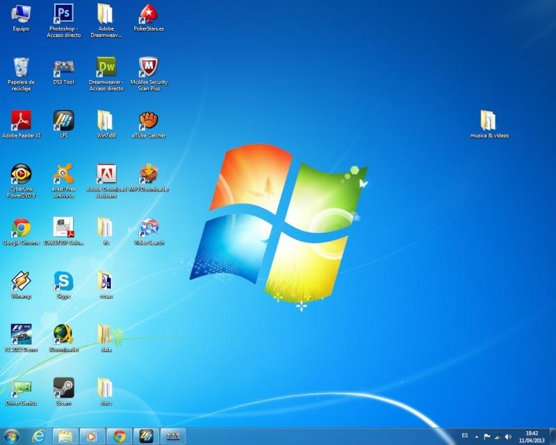 Your Desktop  Deskto10