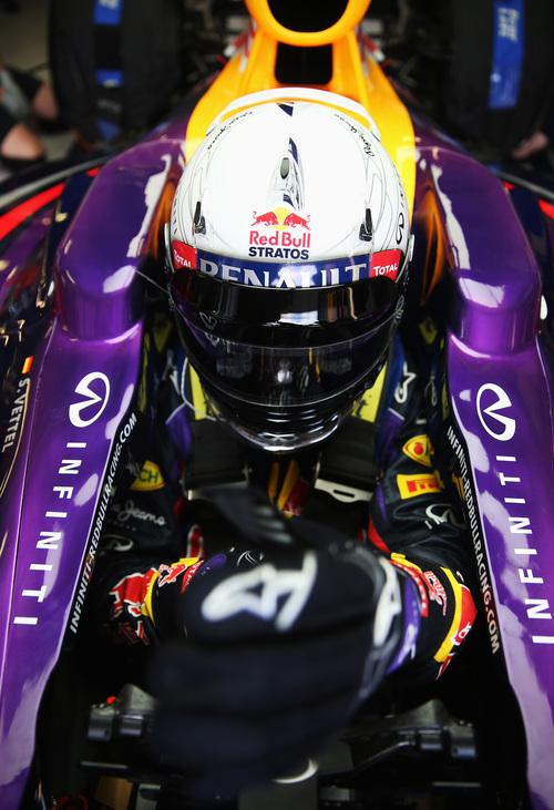 2013 FORMULA 1 ROLEX AUSTRALIAN GRAND PRIX Vettel10