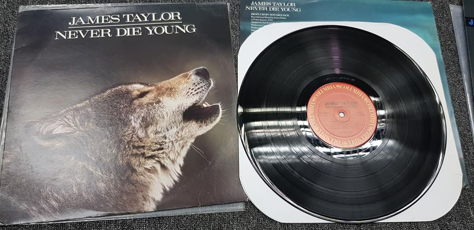 James Tyaylor LPs 73346510