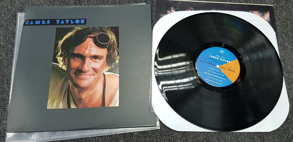 James Tyaylor LPs 74892910