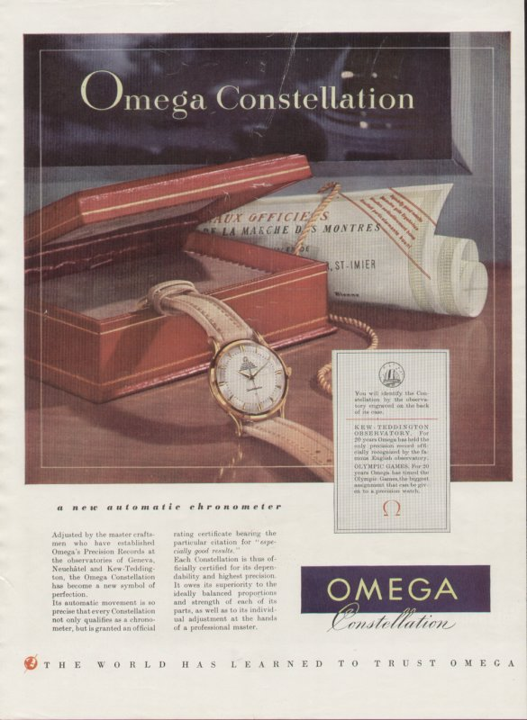Breitling - Montres, publicités, catalogues vintages, marions-les ! - Page 4 Connie12