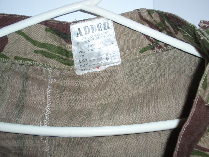 Rhodesian T-Shirt (South African copy) P1010091