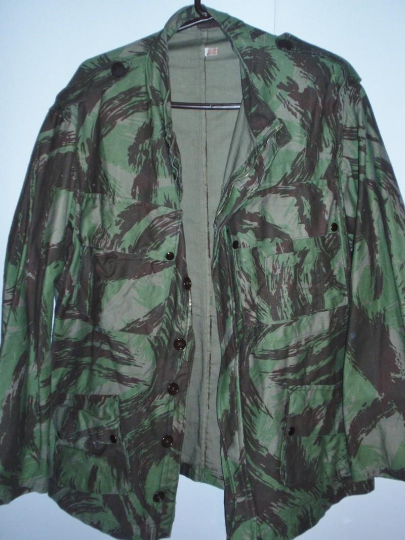 Portugese paratrooper jacket P1010094