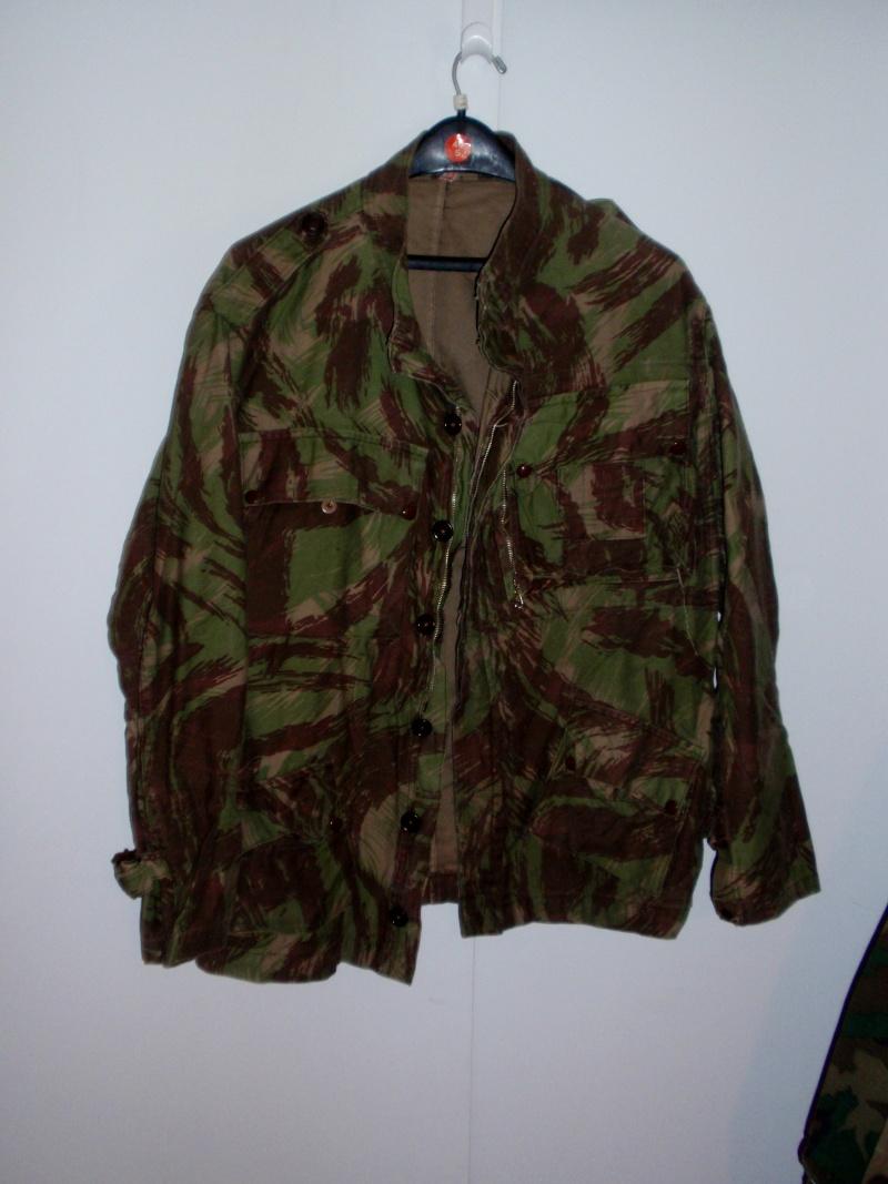 Portugese paratrooper jacket P1010148