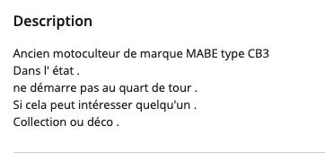 Mabec CB3 pas commun Captur47
