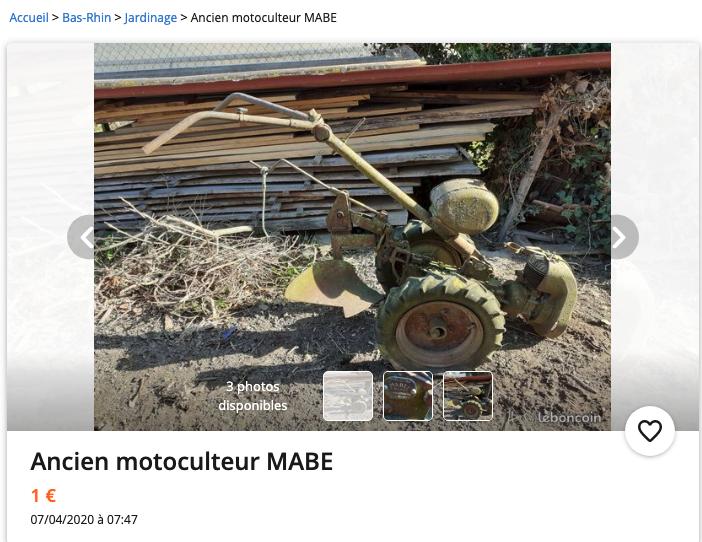 Mabec CB3 pas commun Captur48