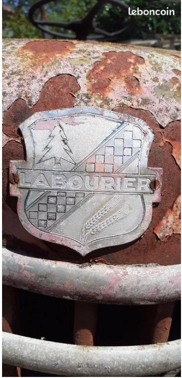 TRACTEUR - tracteur Labourié Captur88
