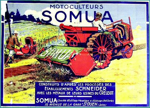 Pour les amateurs de Somua Tracte10