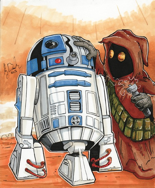 Star Wars - The Cool Weird Freaky Creepy Side of The Force - Page 19 Tumblr33