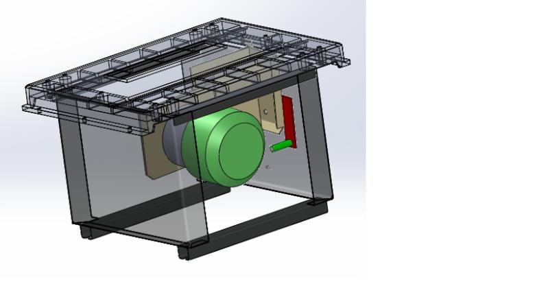 Modification Kity 419 Carcas10