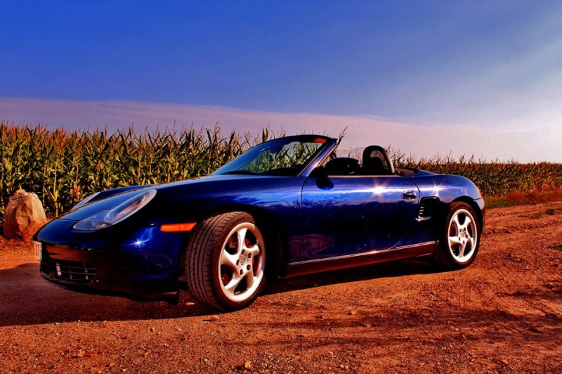 pti shooting boxster S 986 12360410