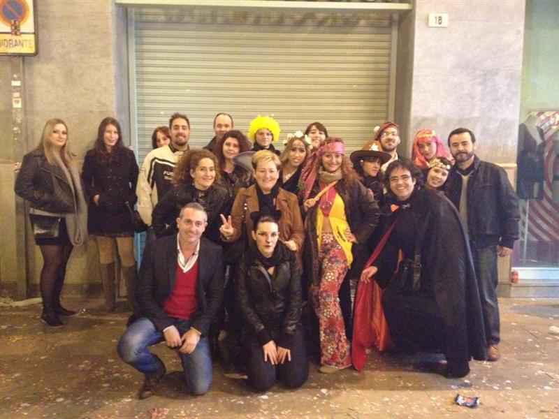 FOTOS: Kedada CARNAVAL 2013 Málaga (Conocer Gente en Málaga) Sábado 9 Febrero 2013 02_med10