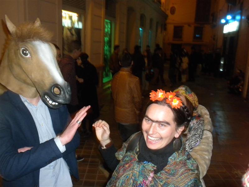 FOTOS: Kedada CARNAVAL 2013 Málaga (Conocer Gente en Málaga) Sábado 9 Febrero 2013 20_med10