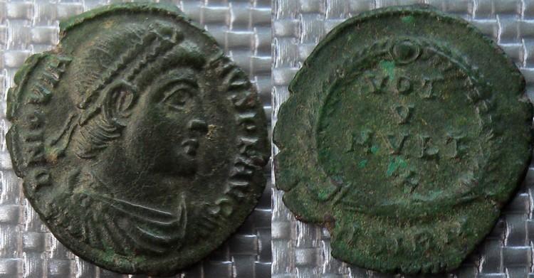 autres monnaies Jovien10