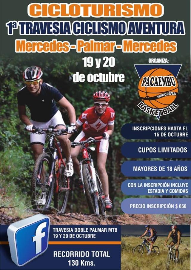 1° Travesía Ciclismo Aventura 12090710