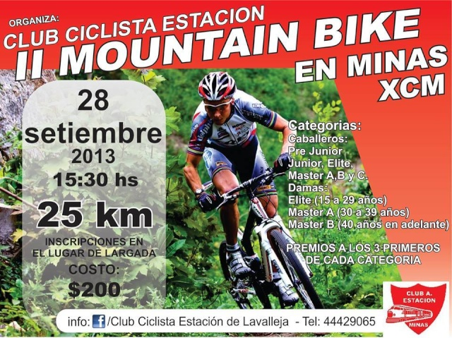 2° Mountain Bike en Minas 12380910
