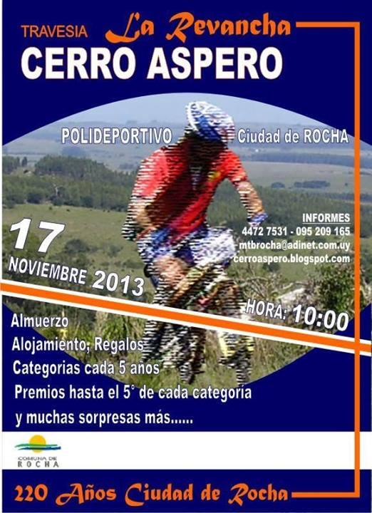 La Revancha Cerro Aspero 13756910