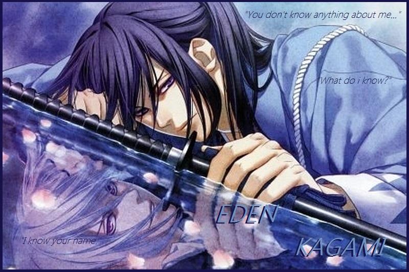 Eden Kagami RPG