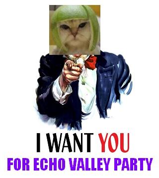 Vota il Presidente del Partito della Valle dell'Eco Manife11