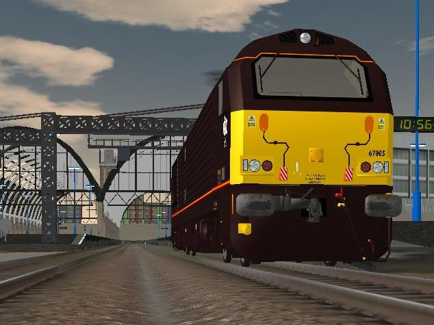 MSTS - Helpful Facts and Links - Part 10 (Track Packs - DB Tracks) 4after10