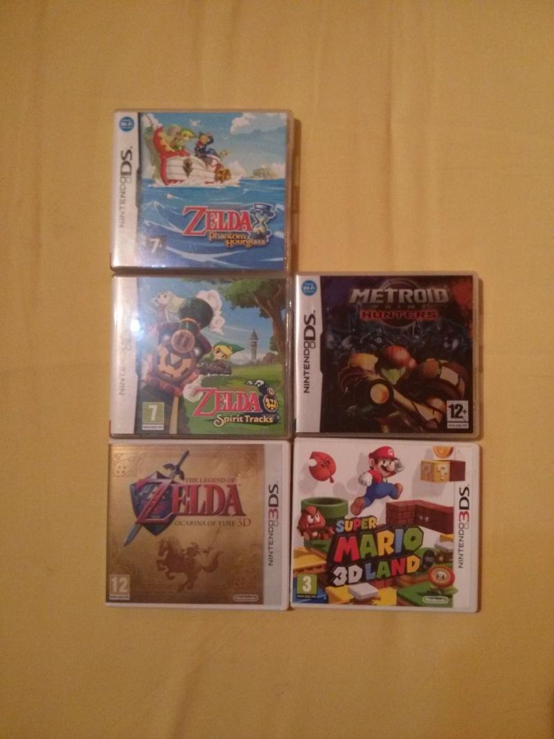 Ma collection - Whit3stR Jeux_d10