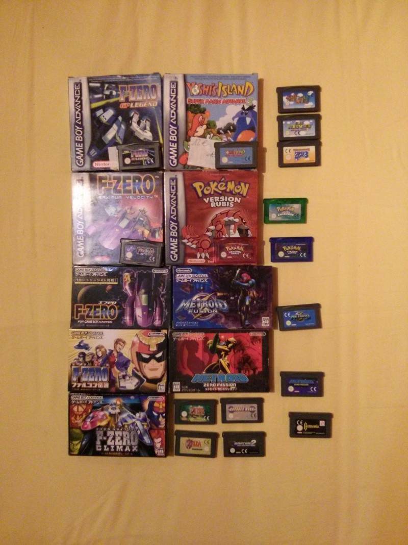 Ma collection - Whit3stR Jeux_g11