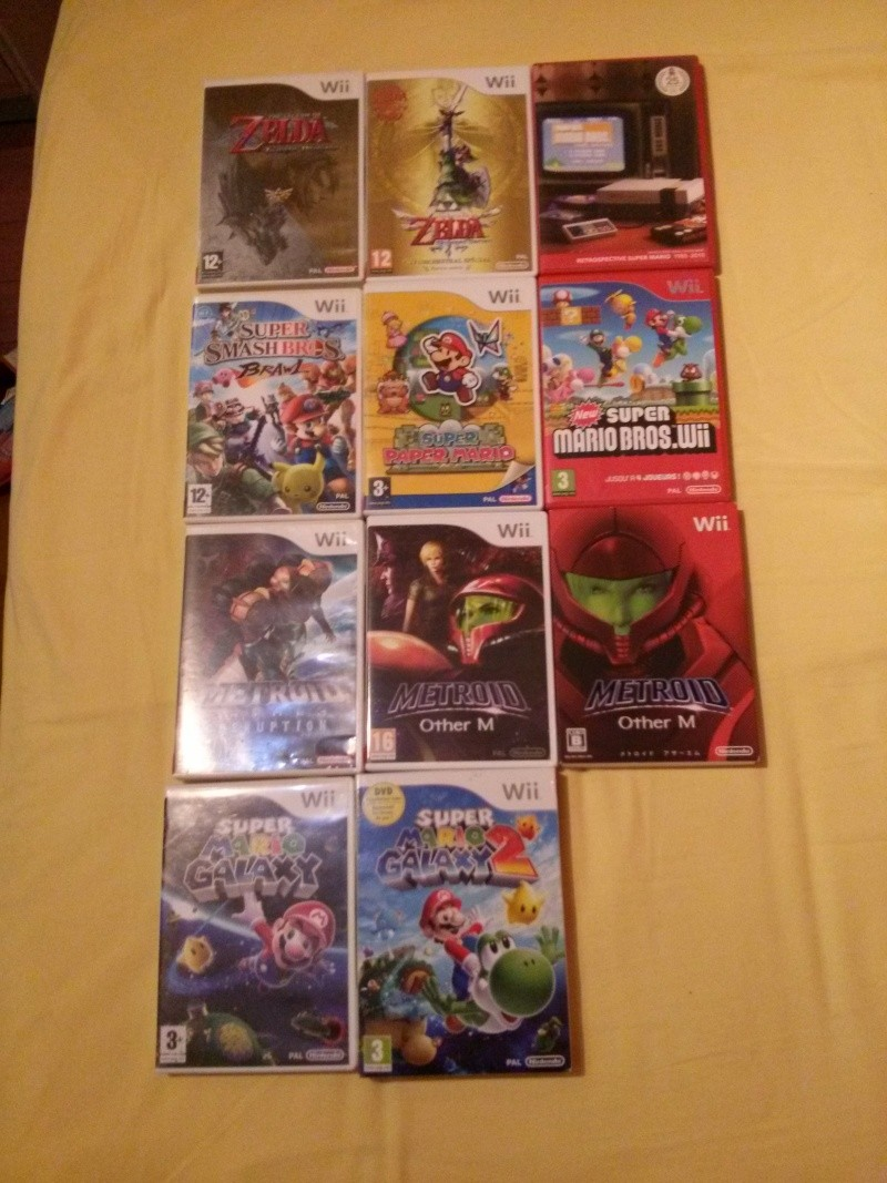 Ma collection - Whit3stR Jeux_w10