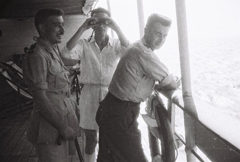 JOURQUIN Laurent fils de commando 1944/1950 Papa_057