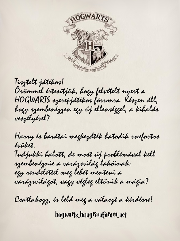 Hogwarts Hirdet16
