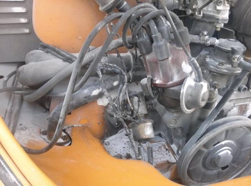 moteur de cox a brulé  53183610