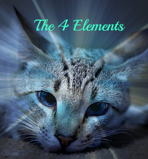 The 4 Elements  Abbies10