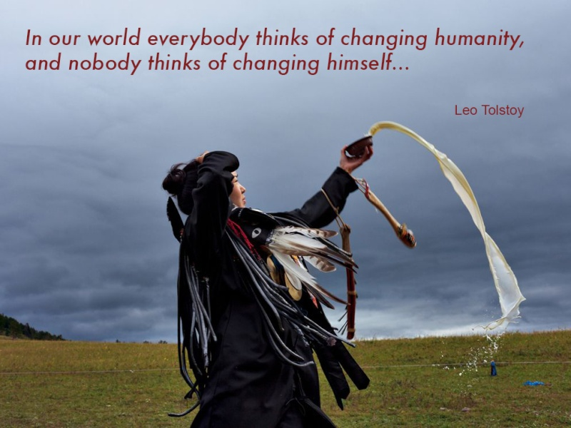 Quotes about Life - Page 6 Shaman12