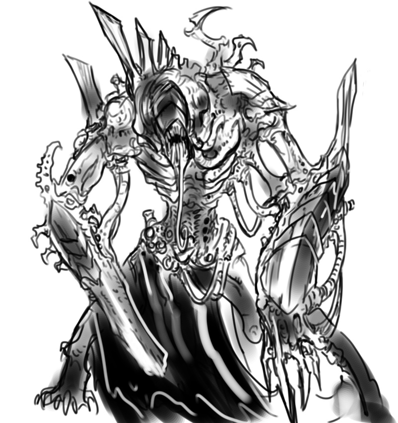 Coven of The Devouring Maw - Concept Development Nidtes11