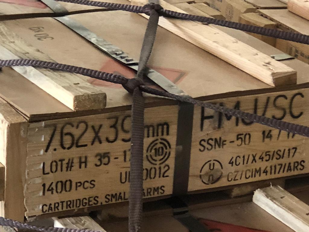 Pedigree munitions Fabd7710