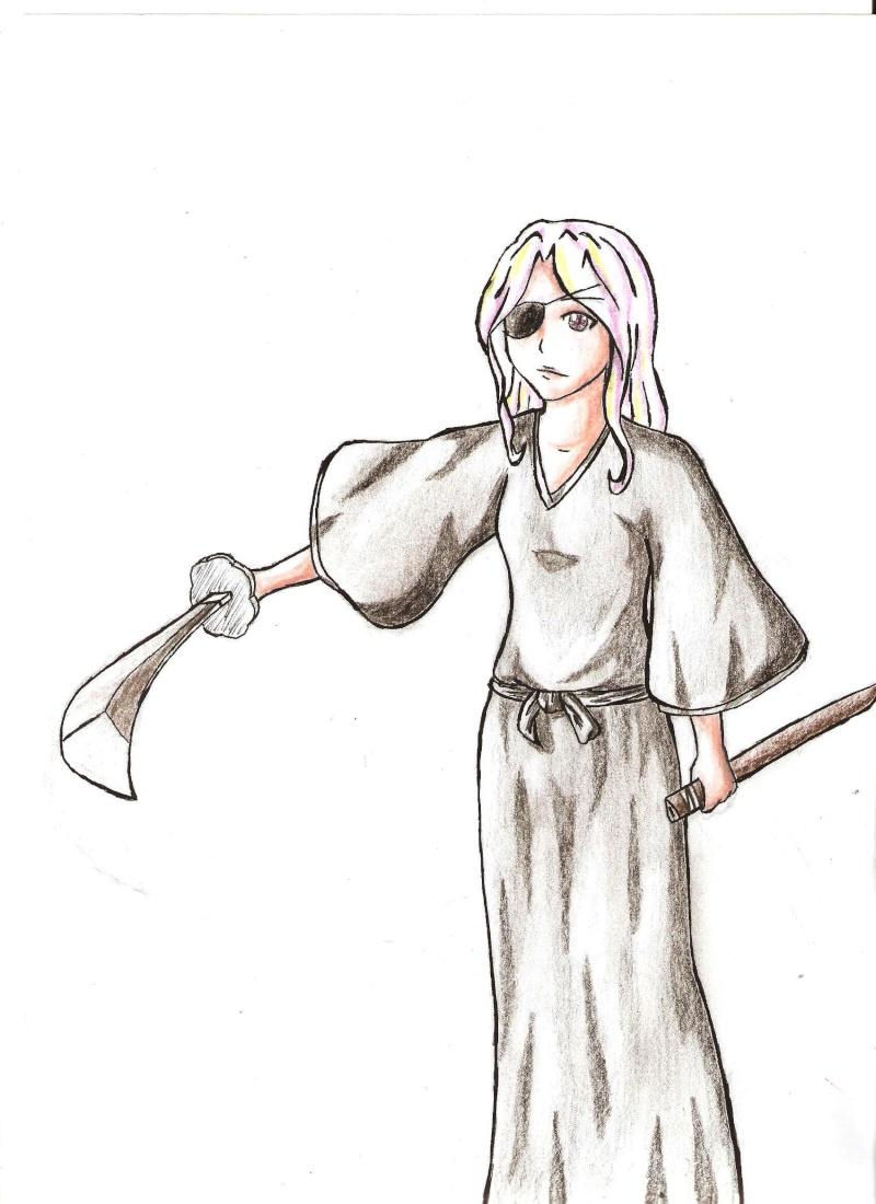 denixxo's characters : (Madan, Tsubaki, Neinji) Comman10