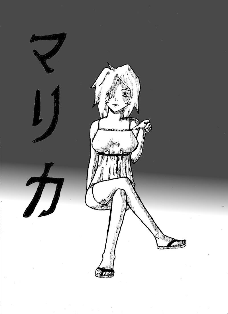 Mes dessins: Ji-san - Page 3 Marika10