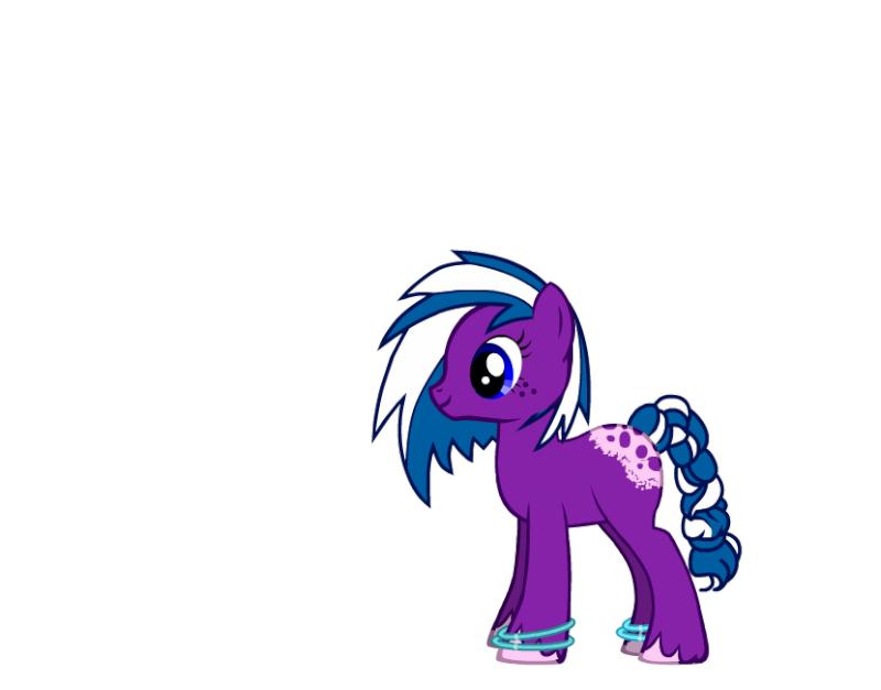 Violet Shine Voilet12