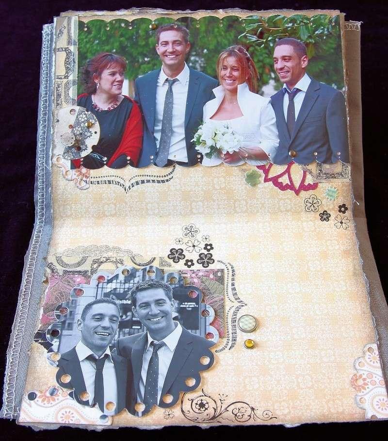 Mini album les mariés avec les temoins Img_0325