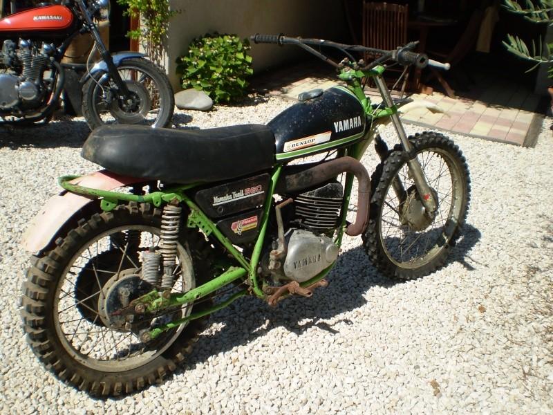 YZ 400 1979 Supermotard (pour faire ièch les puristes...) Motos_12