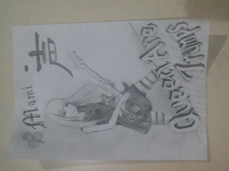 >< scandal drawing  Photo012