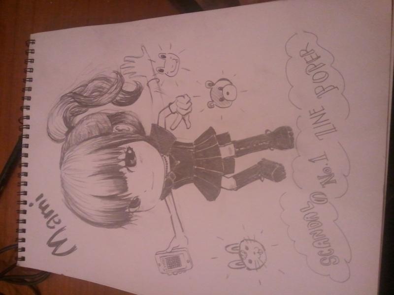 >< scandal drawing  Photo013