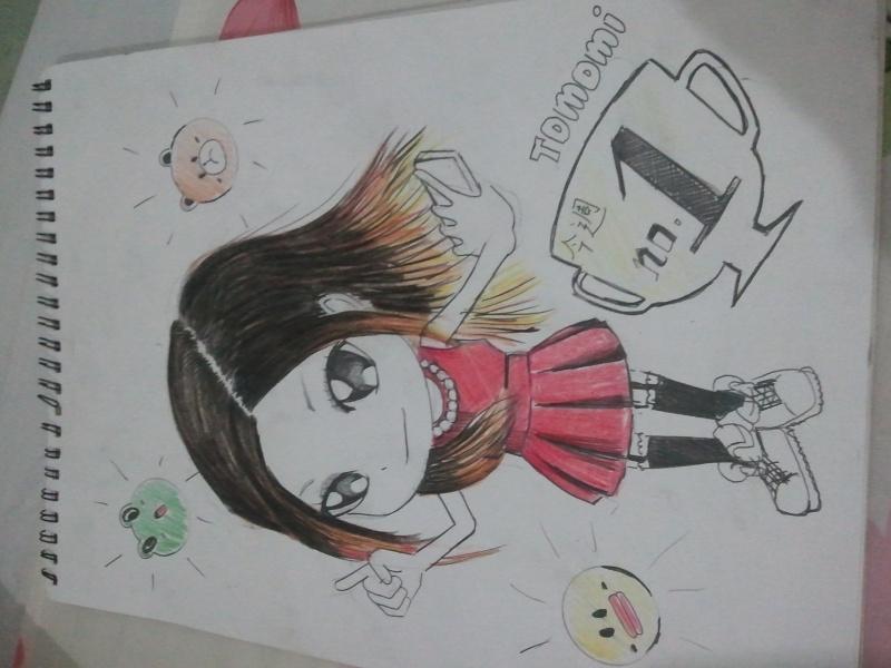 >< scandal drawing  Photo015