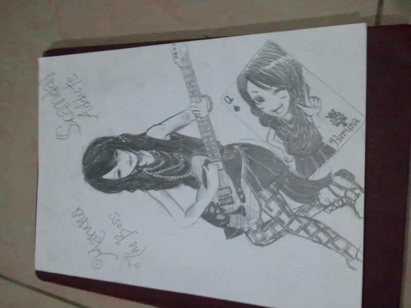 >< scandal drawing  Photo016
