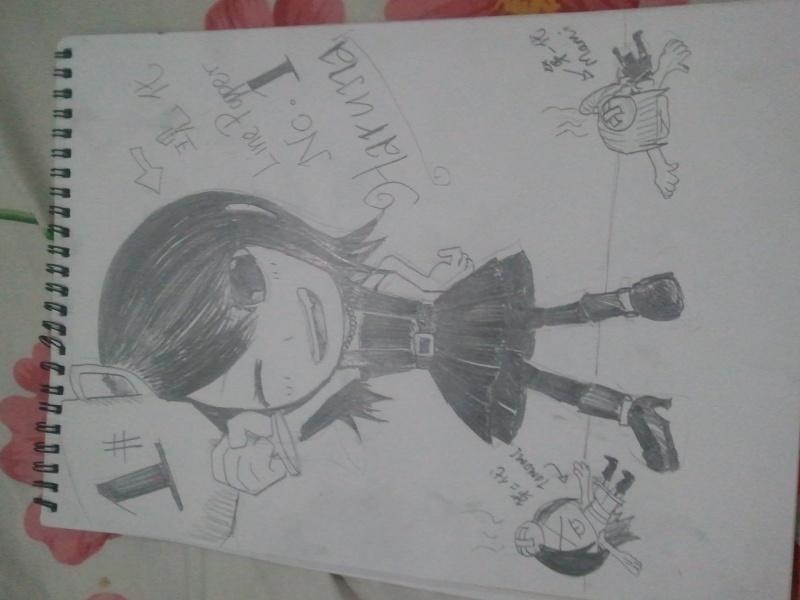 >< scandal drawing  Photo017