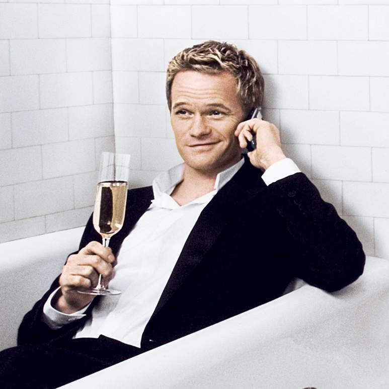 Le top 10 des beaux gosses de séries! Barney10