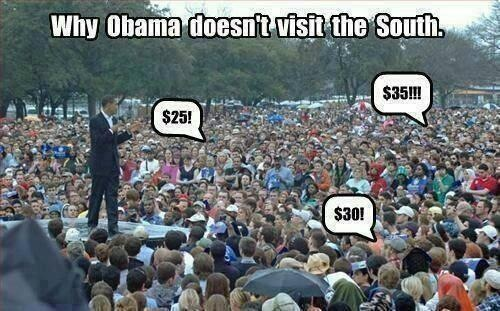 Why Obama doesn't visit the SOUTH! Obama_10