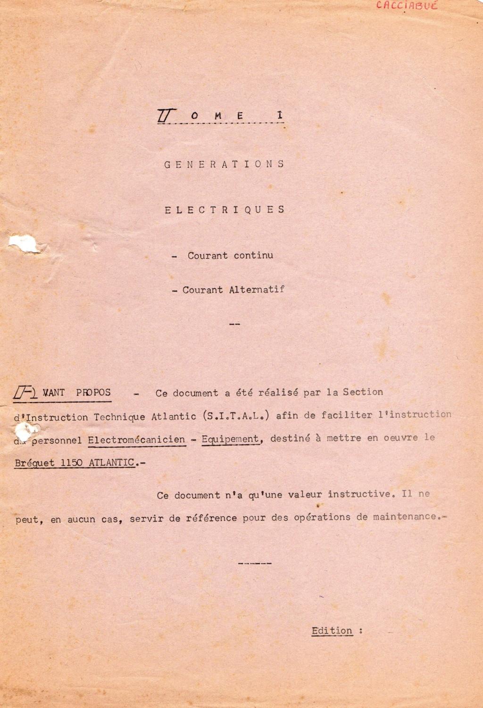 [Les anciens avions de l'aéro] Le Bréguet Atlantic (BR 1150) - Page 7 Img00912