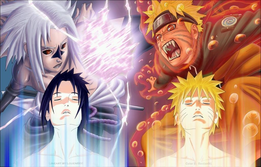Leyendas de Naruto